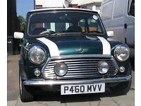 ROVER MINI COOPER 1275 MPI 1997, BRITISH GREEN
