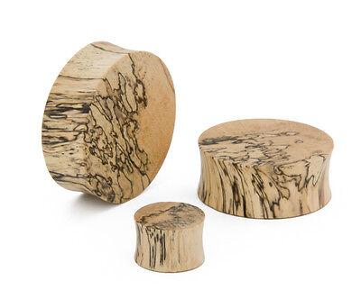 - Tamarind Wood Solid Plug - Price Per 1