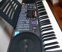 Casio CTK- 620L keyboard in excellent condition with stand power Berowra Hornsby Area Preview