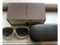 Loius vuitton mens sunglasses