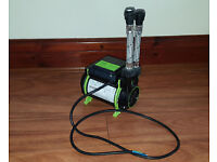 Shower Pump. Salamander CT55 Xtra.