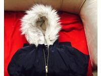 girls aged 9-10 and 10-11 jacket bundle