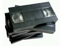 Can you donate any VHS video tapes movies/tv shows ?