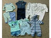 BARGAIN!! Baby boy clothes bundle. 3-6 months.