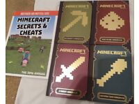 Collection of all the Minecraft Handbooks and Annual