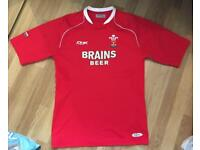 Wales Rugby Shirt, Medium 2007-2008 Grand Slam winning shirt. Brand new without tags