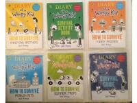 Diary of a Wimpy Kid McDonalds Special Editions