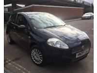 FIAT GRANDE PUNTO 2009 ONE PREVIOUS OWNER FSH PORTSMOUTH