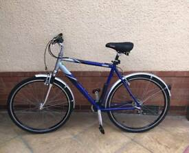 Gents 7 gear Raleigh 200 sport