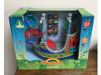 Brand new Elc early learning centre happyland pirate ship