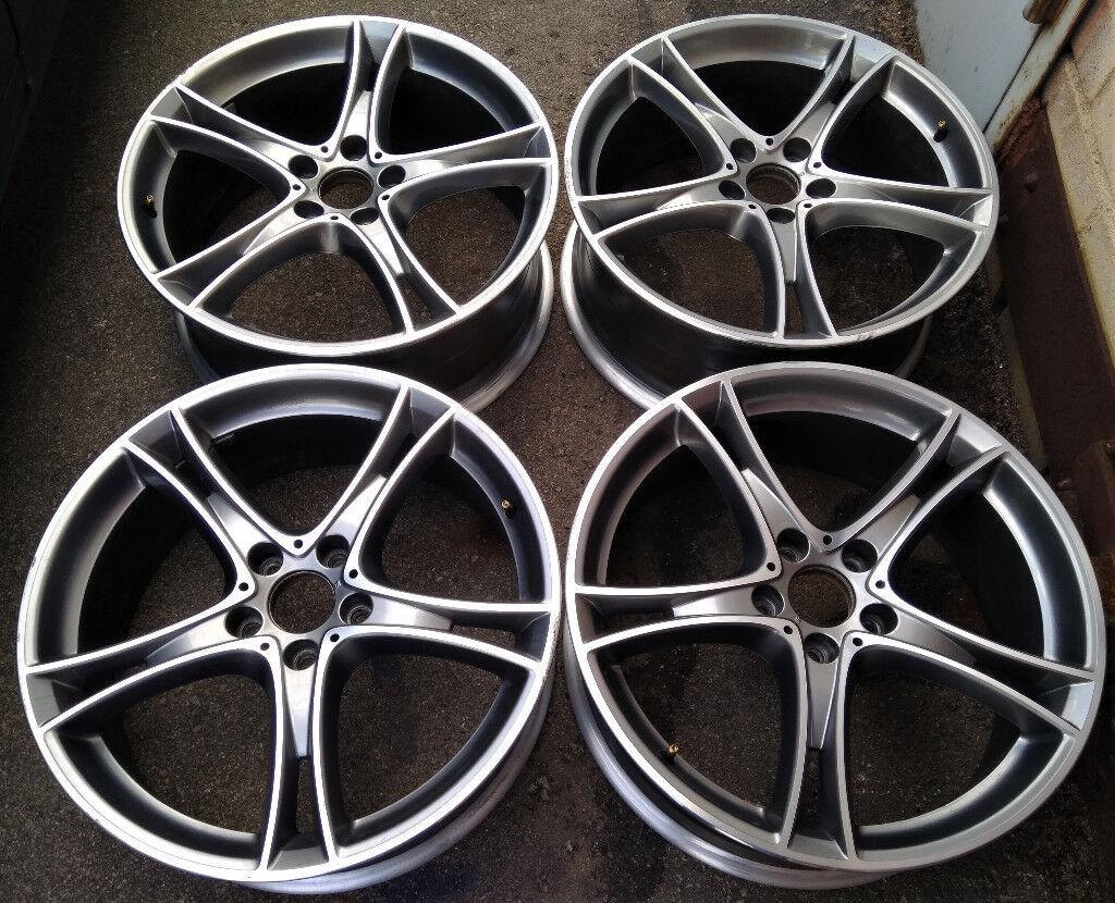 20'' GENUINE BMW Styling 361 Alloys 3 series F30 F31 4 series F32 F33 F36