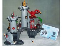 Playmobil 4835 Great Castle Dungeon Dragon Cell Catapult