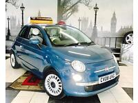 ★🎈THE KWIKI SALE🎈★ 2008 FIAT 500 1.3 M/JET LOUNGE DIESEL★FULL SERVICE HIST★£20 TAX★KWIKI AUTOS