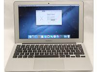 APPLE Macbook Air A1465 1.7GHz Intel i5 4GB RAM OS X El Capitan 60GB Laptop