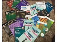 GCSES revision guides