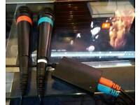 SingStar Microphones for Sony Playstation
