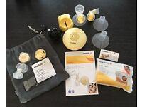 MEDELA SWING Breast Pump package