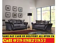 Genesis Best QUALITY -- S-A-H-A-M-N CORNER or 3 AND 2 SEATER SOFA SUITE -- ORDER NOW