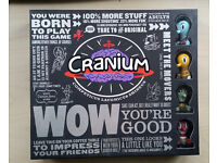 Cranium Deluxe Edition Board Game (WOW) Fun Party Game - Hasbro - FULLY Complete