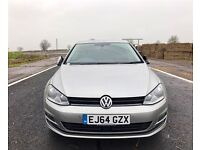 Volkswagen Golf Mk7 5dr Bluemotion Tech Match Edition 1.6 TDI (start/stop) [CHEAPEST IN THE COUNTRY]