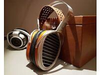Hifiman HE1000 V1 Flagship Planar Magnetic Headphones (Mint)