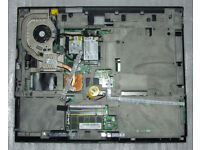 "Details about IBM ThinkPad R61 / R61i 15.0"" 4:3 Motherboard with bottom half components"