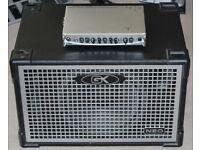 Gallien Krueger Bass Amp And Cab 300w/500w USA Made ULTRA Light Rig
