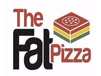 Fat Pizza Are looking for Instore staff and Car Drivers for all its stores in Essex