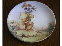 Various Wedgewood Fairy Plates
