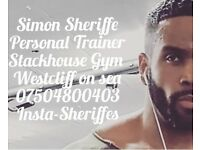Gym based Personal Trainer in westcliff-on-sea