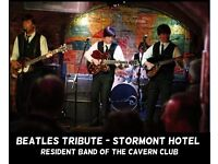 Beatles Tribute - Resident band of the cavern club