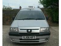 Peugeot expert taxi