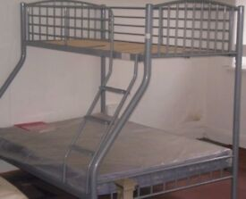 New Triple Sleeper Bunk Bed
