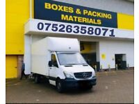 CHEAP MAN & VAN HOUSE/ OFFICE REMOVAL SERVICE FLAT MOVING Waste Removal Services