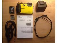 Nikon AW130 Camera (Waterproof, Tough)