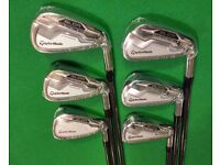BRAND NEW - Taylormade SLDR Irons - 3/4 Inch Longer - RIGHT HANDED
