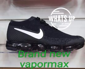 Brand new vapormax men's foot wear by Nike