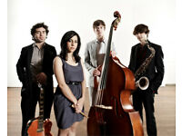 Jazz Band available for events clubs bars restaurant weddings