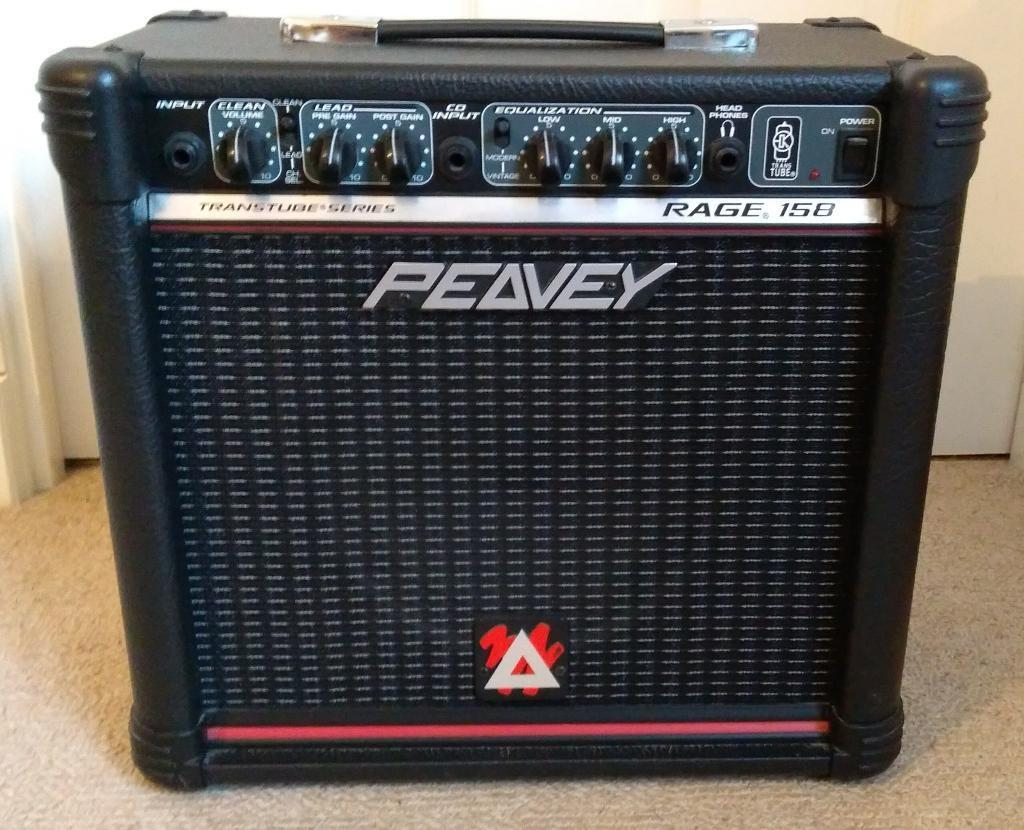 Peavey Rage 158 Practice Amp
