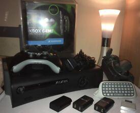 xBox360 120Gb + Accessories