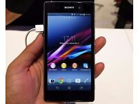 Xperia z2 mobile phone with box