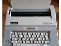 smith corona xd4800 word processing electric typewriter