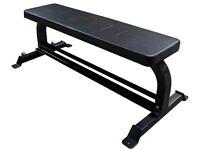 Strength Shop flat bench