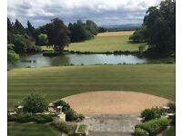 Live in CLEANER and COOK couple for large country estate in OXFORDSHIRE