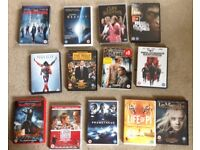 SELECTION OF DVD's