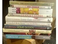 10 COOK BOOK'S