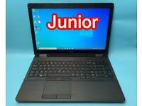 Dell i3 6thGen Ultra Fast 8GB 256GB SSD HD Laptop, Backlit Keyboard Office,Excellent Condition