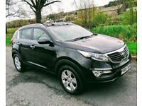 2013 Kia Sportage 1.7 CRDI****Finance Available From £62 A WEEK****