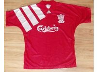 Liverpool F. C Home Top 1993/95