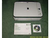 Canon Pixma MP272 All-in-One Inkjet Colour Printer